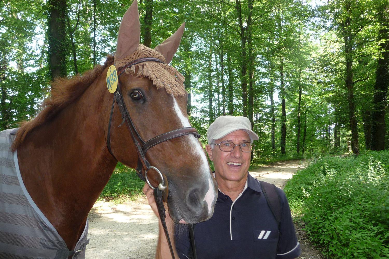 Softskills Kunde mit Pferd